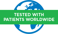 Tested with patients worldwide